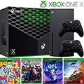 XBOX Series X 1TB Kids Bundle with 4 Games and Extra Controller