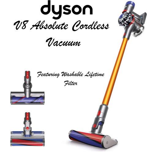 dyson v8 user manual