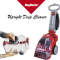 Rug Doctor- Upright Deep Cleaner- Available In Red/Gray