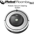 iRobot Roomba860 Vacuum Cleaning Robot Featuring AeroForce 3-Stage Cleaning System