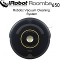 iRobot Roomba650 Vacuum Cleaning Robot Featuring AeroForce 3-Stage Cleaning System