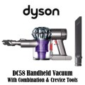 Dyson Handheld Trigger Vacuum - Available In Purple/Nickel