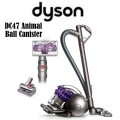 Dyson Animal Compact Ball Canister Vacuum - Available In Nickel/Purple