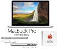 "Apple 13.3"" MacBook Pro 2.OGHz Intel Core i5 With OS X Yosemite, W/AppleCare 3YR Protection"