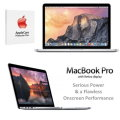 "Apple 13.3"" MacBook Pro Retina Display 2.7GHz Intel Core i5, 4GB Mem - 128GB Plus AppleCare"