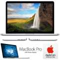 "Apple 15.4"" MacBook Pro W/Retina Display 2.2GHz Intel Core i7 Notebook+AppleCare 3YR Protection Plan"