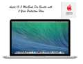 "Apple 13.3"" MacBook Pro Bundle Package Featuring Intel i5 Processor and 3 Year Apple Care"