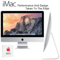 "Apple 21.5"" iMac w/3Yr AppleCare Protection Plan Featuring Intel i5 with Turbo Boost"