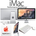 "Apple 27"" iMac 3.5GHz Intel Quad-Core i5 Retina 5K Desktop Computer W/ AppleCare 3YR Protection Plan"