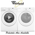 Bundle Up & Save With The Whirlpool Duet Laundry Center Featuring Front Load Washer & Electric Dryer