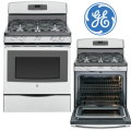 """GE 30"""" Free Standing Gas Range-Available In Stainless Steel"""