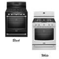 "Maytag 30"" Free-Standing Self Clean 5.8 Cu. Ft. Capacity Gas Range-Available In Black Or White"