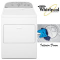 Whirlpool 7.0 Cu. Ft. Front Load Electric Dryer Featuring 12 Cycles - Available In White