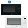 GE Profile Countertop Microwave Oven-Available In Black Or White Finish