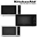 KitchenAid Countertop Microwave-Available In White, Black Or Stainless Steel Finish