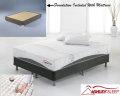 "Ashley Sleep 10"" Gel Hybrid SilverSprings Qn Mattress + Foundation;High Performance At A Great Value"
