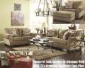 FREE 5Yr Premium Furniture Care Plan + Choice Of Qn Sleeper Or Ottoman W/3 Or 4-PC Soft Chenille Set