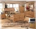 Enjoy A Bit Of Country With This Complete 8 Piece Rustic Bedroom Set