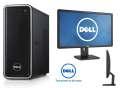 "Dell Inspiron 3000 Desktop Computer Intel Core i5 with 22"" LED Black Monitor"