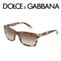 Dolce & Gabbana Men's Tortoise Shell Sunglasses