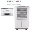Frigidaire 70 Pint Capacity Dehumidifier-Available In White