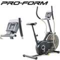 ProForm Whirlwind Upright Cycle With 14 Workout Programs And iPod Capable