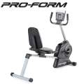 ProForm Recumbent Cycle With 16 Digital Resistance Levels & 14 Workout Apps