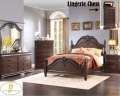 A Timeless Collection Of VintageCherry 6PC Bdrm Pkg Featuring The Trad Look Of LouisPhilippe Styling