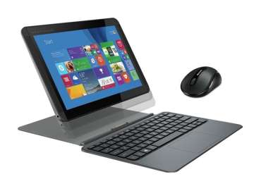 HP Pavilion X2 10.1-inch Detachable 2in1 Multi-Touch Notebook & Mouse