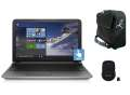 """HP Pavilion 15.6"""" Touchscreen Notebook with Windows 10, Carrying Case & FREE Wireless Mouse"""