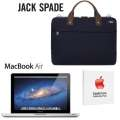 Jack Spade Mason Nylon Slim Brief And 13.3� Apple MacBook Air With 3Yr AppleCare Protection