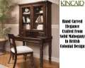 Moonlight Bay By Kincaid Featuring Hand Carved Elegance From Solid Mahogany In A Colonial Design
