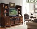Moonlight Bay By Kincaid 5PC Wall System With Solid Mahogany Construction & Classic Colonial Design