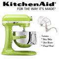 KitchenAid Professional 600 Series 6-Quart Green Apple Mixer With Bowl-Lift Design