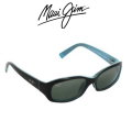 Maui Jim WomenÍs Punchbowl Black Sunglasses