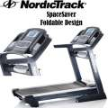"NordicTrack Elite Treadmill w/ 7"" LED Console Display,  38 Built-In Programs & Dual Fans"