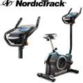 NordicTrack Digital Resistance Upright Cycle With 20 Digital Resistance Levels And 20 Workout Apps