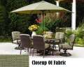 Peyton 7PC Outdoor Dining Set Featuring The Finest Craftsmanship & Luxurious Feel