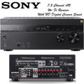 Sony 7.2 Channel A/V Wi-Fi Receiver With HD Digital Cinema Sound� - Available In Black