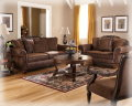 Enjoy The Rich Elegant Design Of This 4PC Pkg Featuring Beautiful Upholstery & Exquisite Design