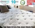 Simmons Beautyrest Recharge Ultra� BayCity� ExFrm,LuxFrm Or Plsh Tw MattSt;Recharge The HumanBattery