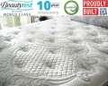Simmons Beautyrest Recharge World Class� Bemus Point� Plush PillowTop Kg MattSt; Step Above The Rest