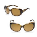 Prada Women's Sunglasses-Available In Brown Frame/Brown Lens
