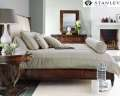 Avalon Heights Fair Park Upholstered Queen Storage Bed By Stanley In Chelsea Finish