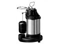 Wayne 3/4 HP Stainless Steel With Vertical Float Switch Sump Pump