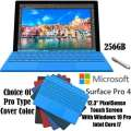 Microsoft 256GB SurfacePro 4 IntelCorei7 Tablet W/16GB RAM, Windows 10 Pro, Surface Pen & Type Cover