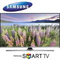 "Samsung 48"" 1080p 60Hz Smart LED HDTV-Available In Black Flat Panel"
