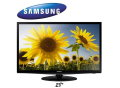"Samsung 28"" Black LED 720P HDTV In Black Flat Panel"