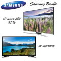Samsung LED HDTV 2-TV Bundle Featuring 48