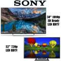 Sony 2-TV Package With A 50